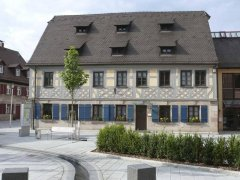 Grossansicht in neuem Fenster: Städtisches Museum Zirndorf Außenansicht