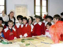 Kinder Museumsführung