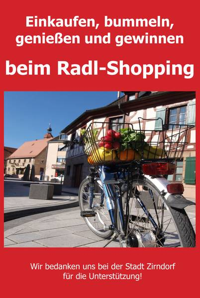 Radl-Shopping