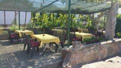 Grossansicht in neuem Fenster: Restaurant Adria Biergarten