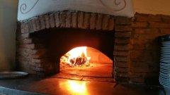 Grossansicht in neuem Fenster: Restaurant Adria Pizzaofen