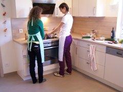 Grossansicht in neuem Fenster: Ayursa Zentrum für Ernährung und Massage - Kochkurs