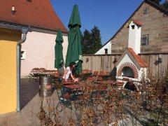 Grossansicht in neuem Fenster: Altstadtklause Biergarten