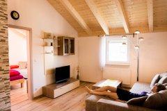 Grossansicht in neuem Fenster: FeWo Allgaier & Vogel Wohnzimmer
