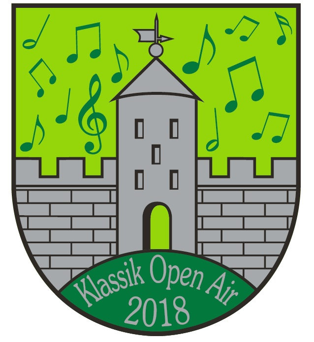 Klassik Open Air Pin 2018