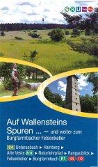Grossansicht in neuem Fenster: Karte Auf Wallensteins Spuren