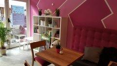 Grossansicht in neuem Fenster: Cafe Klatsch vorne