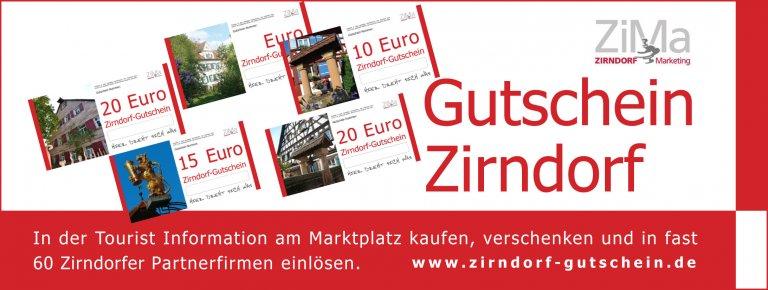 Zirndorf Gutschein
