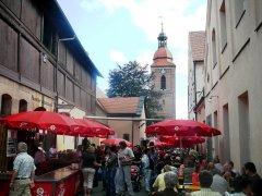 Grossansicht in neuem Fenster: Brauereihof-Fest Zirndorf