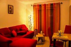 Grossansicht in neuem Fenster: FeWo Villa Toskana_Wohnbereich